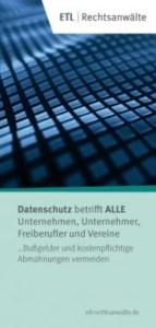 Datenschutzdokumentation | ETL Rechtsanwälte