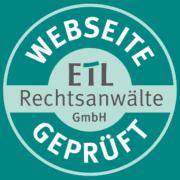 Website prüfen | ETL Rechtsanwälte